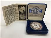 CANADA THE OFFICIAL ALASKA HWY 50TH ANNIVERSARY MEDALLION